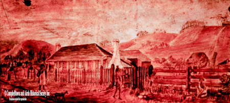 Agar Cottage Painting,1828